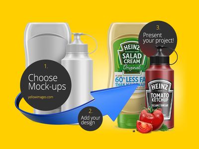 Mockups for Branding and Packaging Design