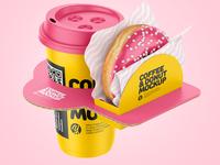 1500x1500 Donut Pink