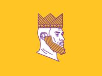 LAbron Sticker