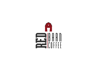 Red Barn Coffee Concept