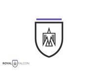 Royal Falcon Concept Logo