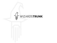 Wizard's Trunk Concept Logo