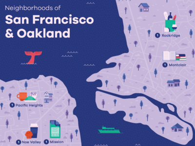 SF Map