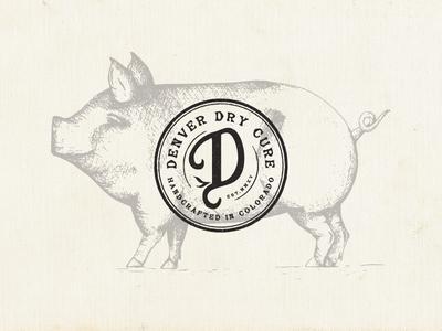 Denver Dry Cure Monogram
