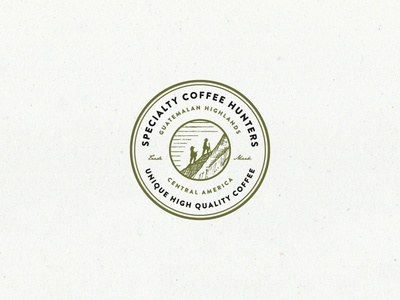 Specialty Coffe Hunters Badge