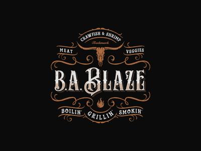 B.A Blaze