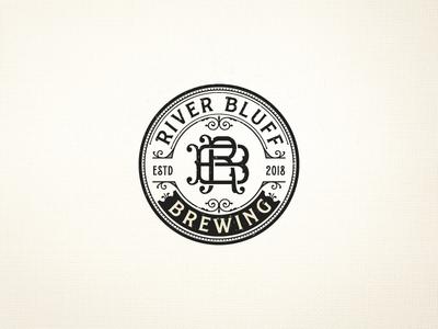 River Bluff Brewing Monogram