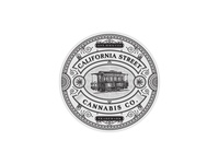 California Street Cannabis Co  badge