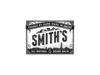 Smiths Beard balm