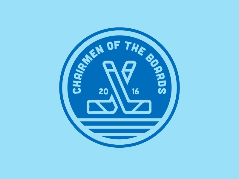 Chairmen Of The Boards vector team phoenix office jll chair logo hockey