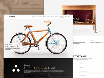 Salvador - Website