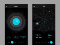 Mobile App - FU_RE Bicycles