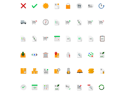 Iconos uAdmin uadmin méxico emcor mexico sonora iconos color ui vector icon