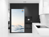 Day004 Smart home UI