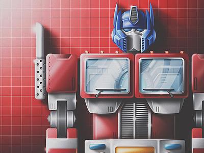 OPTIMUS Close Up optimus prime san diego transform robot retro optimus nostalgia transformers