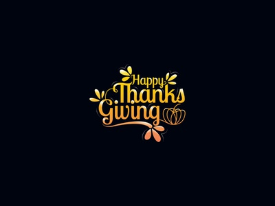 Happy Thanks Giving Typography light text script font text effect gold effect gift card calligraphy vector typo typography thanksgiving day thanks giving thanksgiving