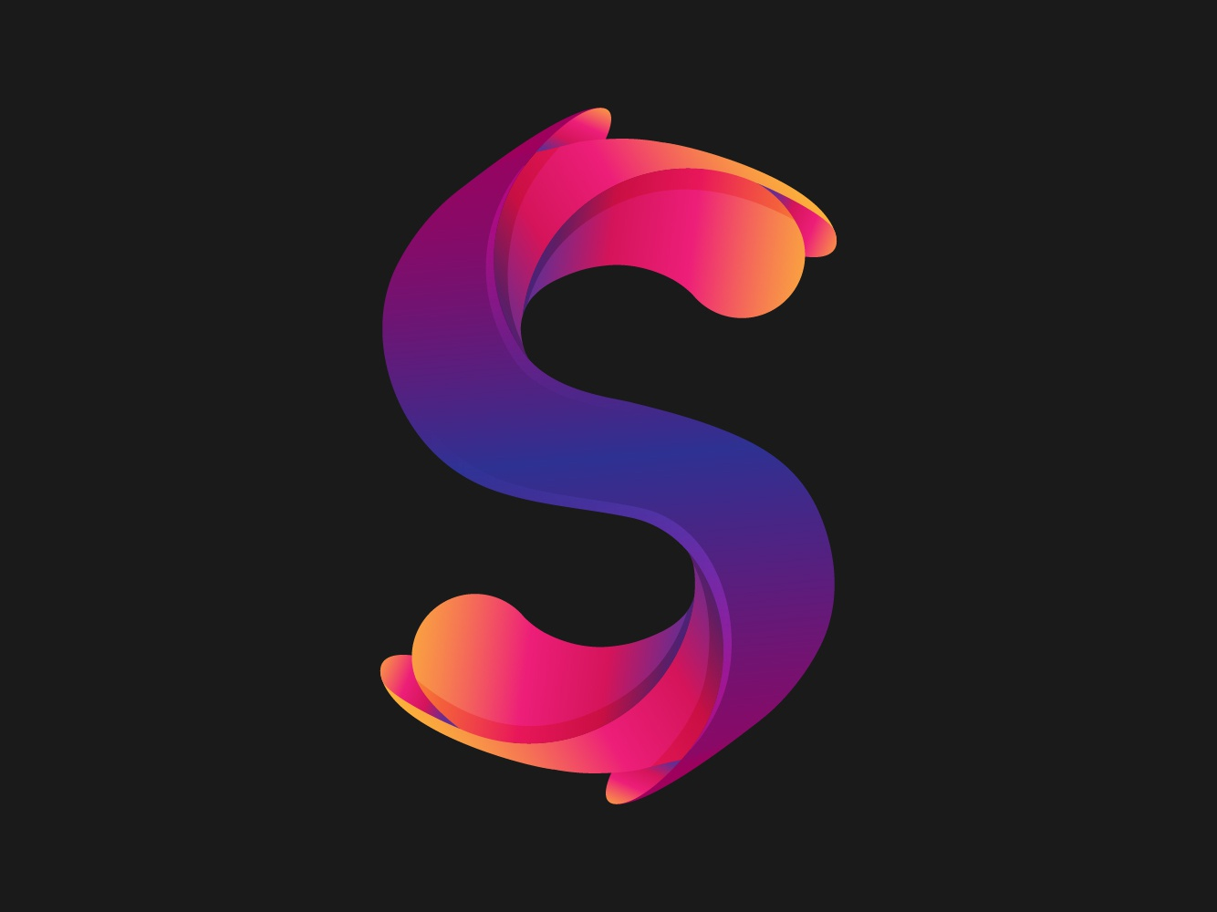 Cool Letter S Designs Logo By Imran Shojib Dribbble
