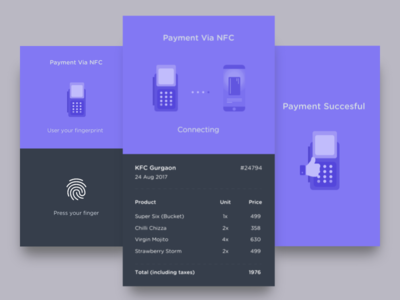NFC Payment Method - Smart Pay
