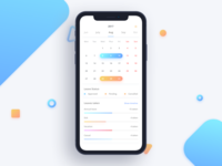 Leave Tracker - My Calendar