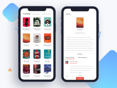 Book Purchase - Part 1 android iphone x flat cards buy book books 10 ios ux ui
