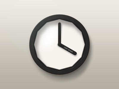 Clock watch clock time