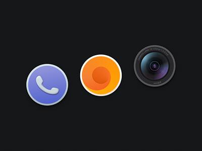 EIOS Icon system os launcher icon