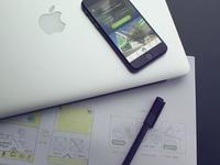 Exploring new UX concepts
