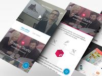 Studio App Concept