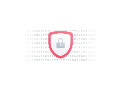 🔒 Animated Illustration codepen colorful human resources hr ux ui encryption security animation