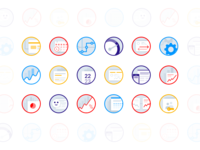 Custom Icon Illustrations