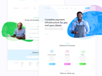 Payment Provider - Landing Page No. 2
