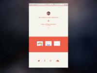 Portfolio Website V4