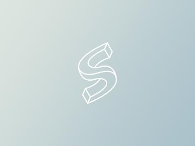Infinite S Logo brand branding logo infinite s infinite