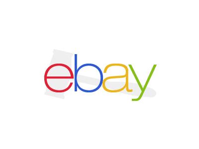 Ebay logo by sam marchant dribbble stopboris Choice Image