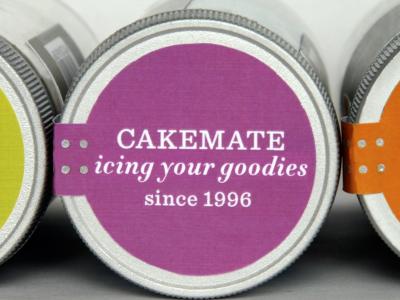 Cakemate Sprinkles - Packaging Redesign sprinkles packaging package redesign school