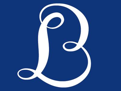 LB Monogram monogram icon