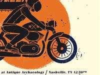 Matt Miller Gig Poster