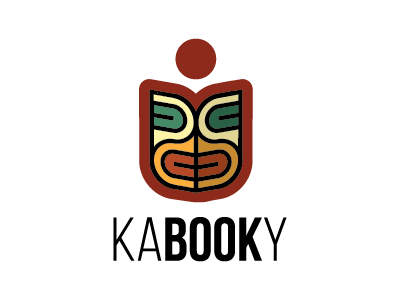 Kabooky Publishers book mask logo