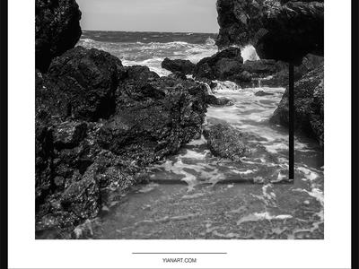 Photo Frames_8_Yianart.com graphic design digitaldesign graphics digital bw black and white photography minimal design digital art poster design poster frames