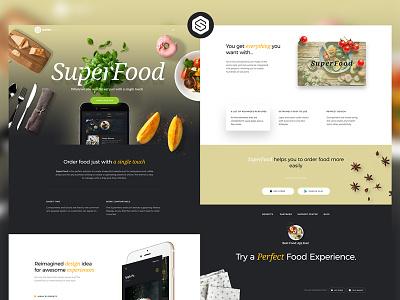 Restaurant Superhero — Creative Multi-Purpose WordPress Theme 2017 food restaurant drag and drop best wordpress trends theme wordpress netbee superhero