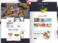 Restaurant Superhero — Creative Multi-Purpose WordPress Theme
