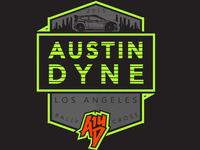 Austin Dyne AD14 Shirt Concept