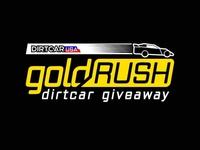 GoldRush DirtCar GiveAway Logo