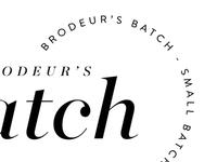 Brodeur S Batch Logo Submark3 Cofffeemark
