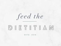 Feed the Dietitian