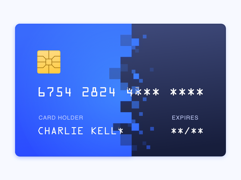 Credit Card Security by 𝔧𝔦𝔪 for Kimoby on Dribbble