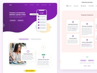 Real Fidelidade Landing Page