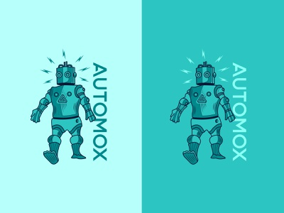 Automox T-Shirt Design teal design simple graphics technology vectors branding t-shirt apparel tech illustration clean illustrator