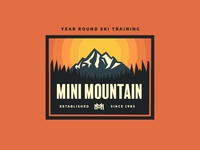 Mini Mountain Patch