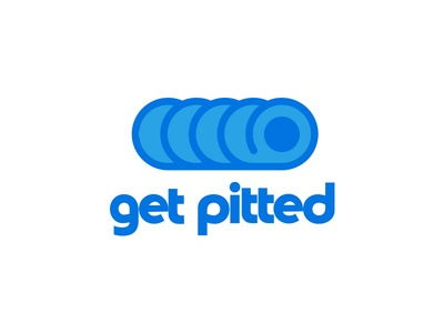Get Pitted T-Shirt Design simple illustration t-shirt barreling pitted barrel ocean waves surfing surf